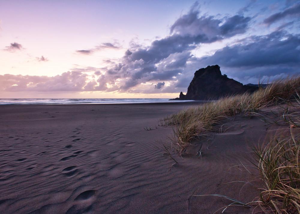 Piha Beach Dunes Art | Chad Wanstreet Inc