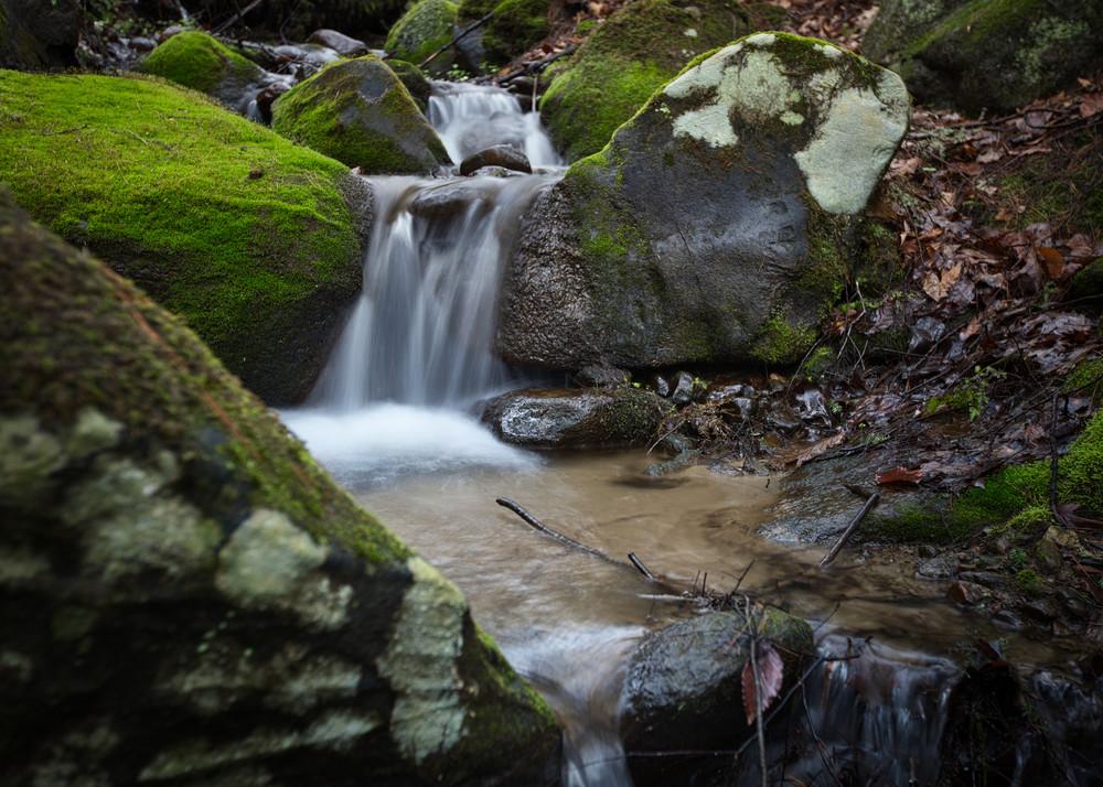 Small Cascade Photography Art | Chad Wanstreet Inc