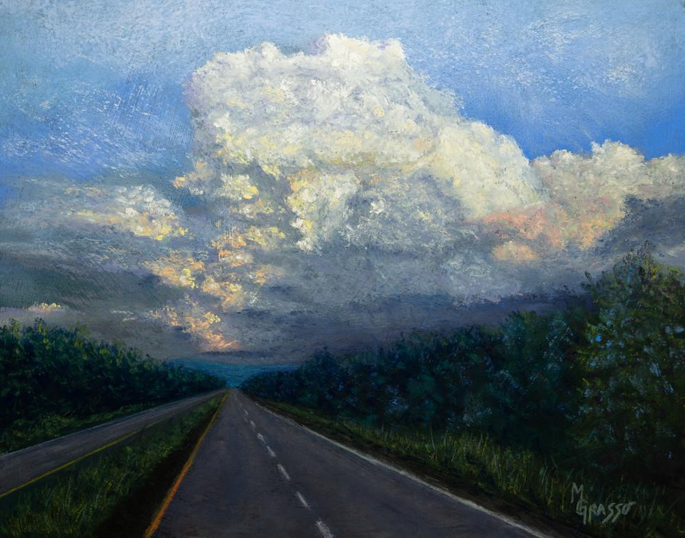 After The Storm Art | Mark Grasso Fine Art