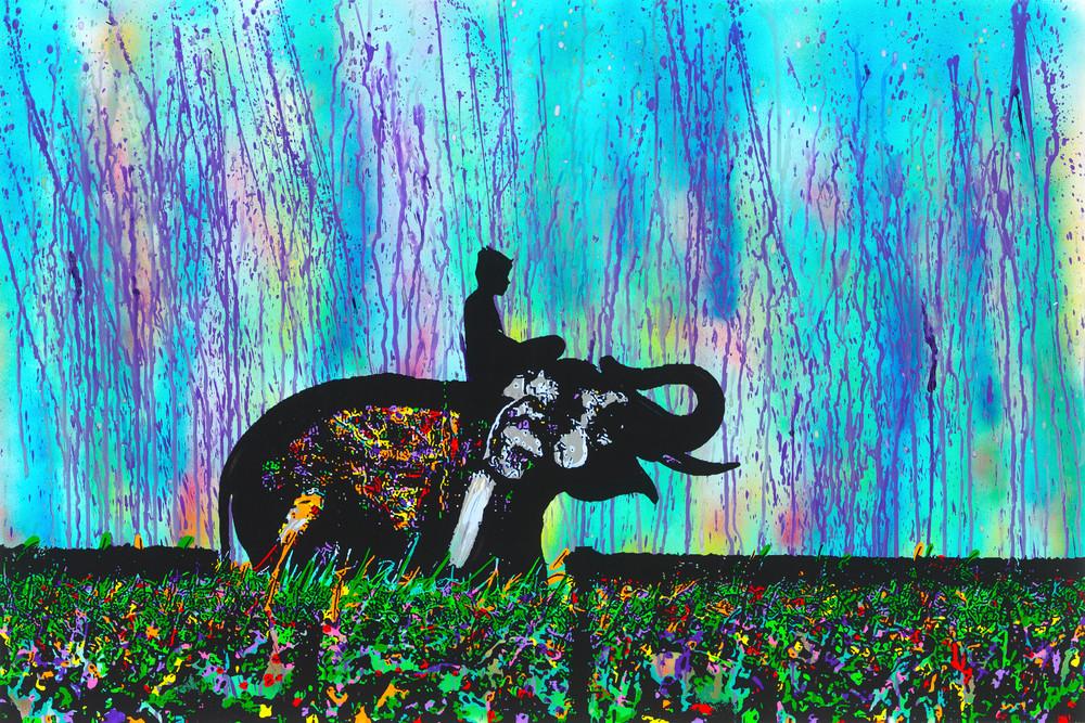The Search | Animal Art | JD Shultz