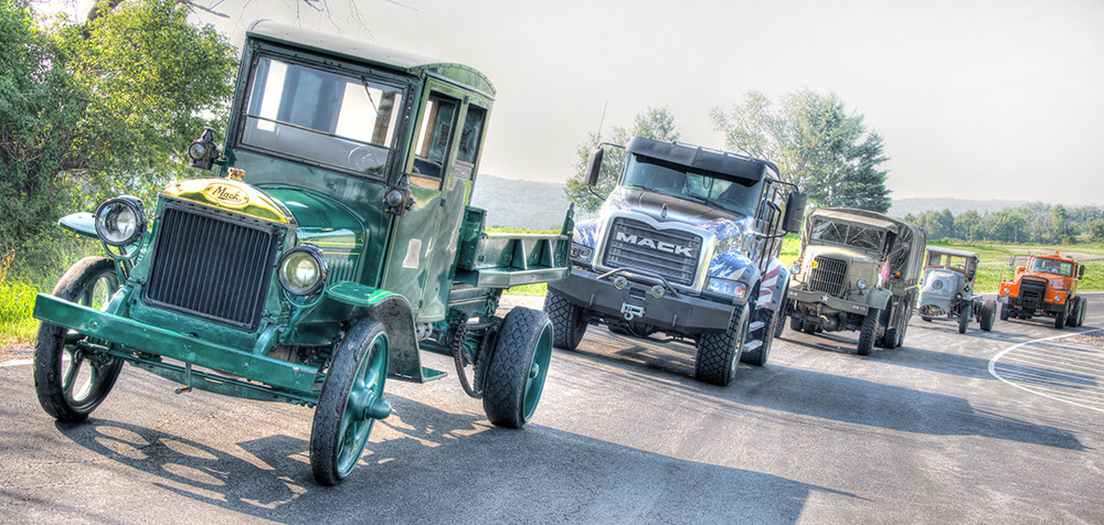 Forever Mack - Mack Trucks - Michael Sandy Photography