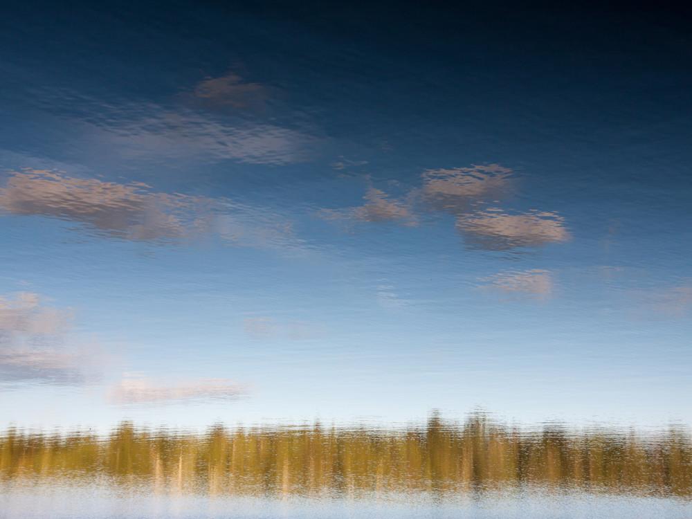 Reflecting Landscape 1 by Jeremy Simonson