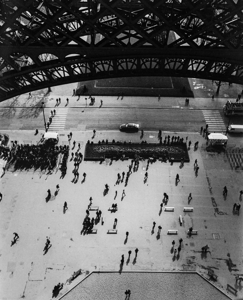 Eiffel Tower, Paris/sold by Ben Asen Photography