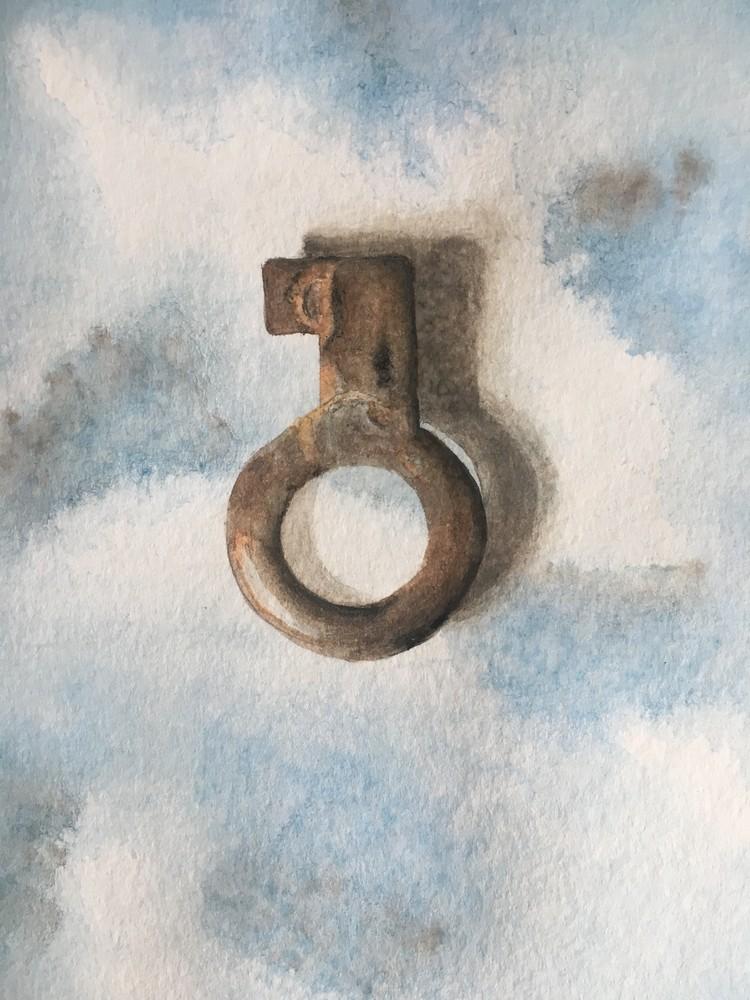 Ace Of Keys Art | Friday Harbor Atelier