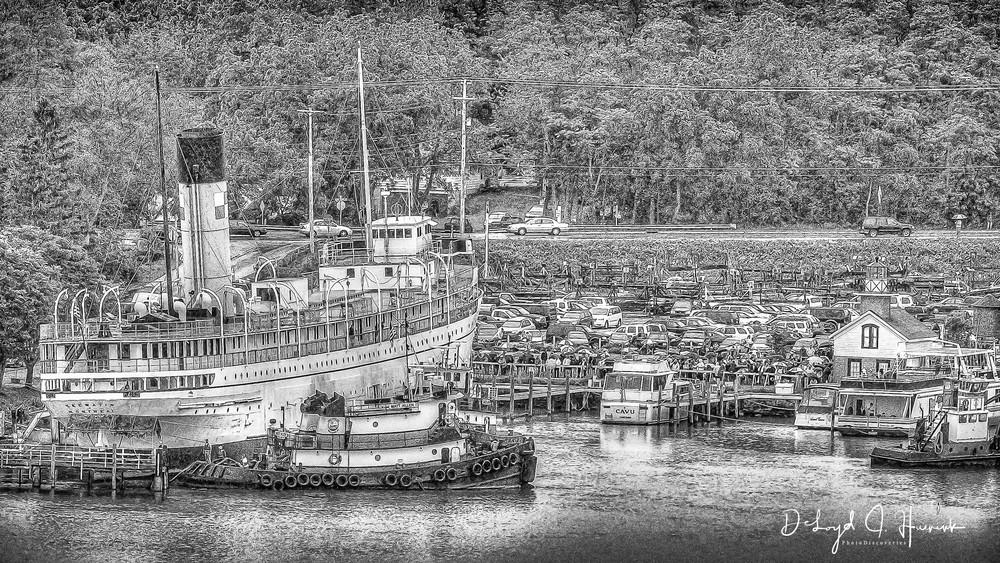 """""""The Steamship Kewattin"""""""