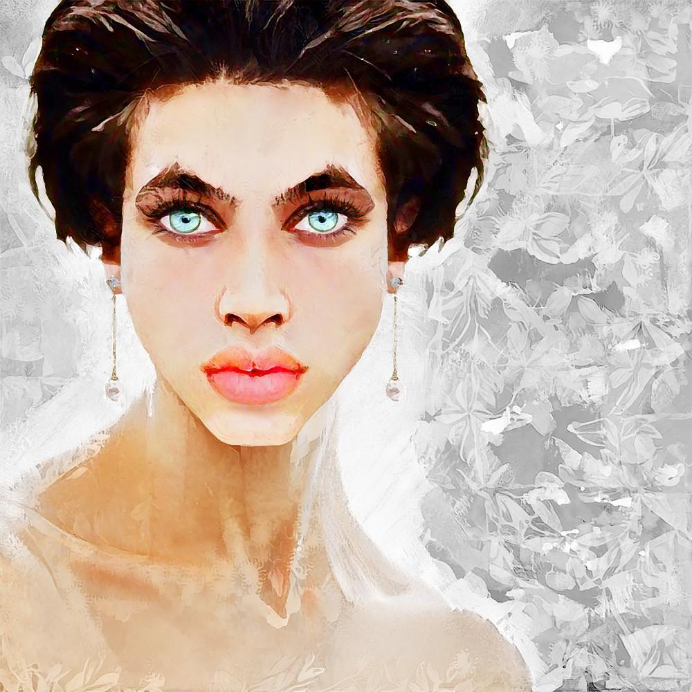 Eve   Wolf Eyes Art   SkotoArt