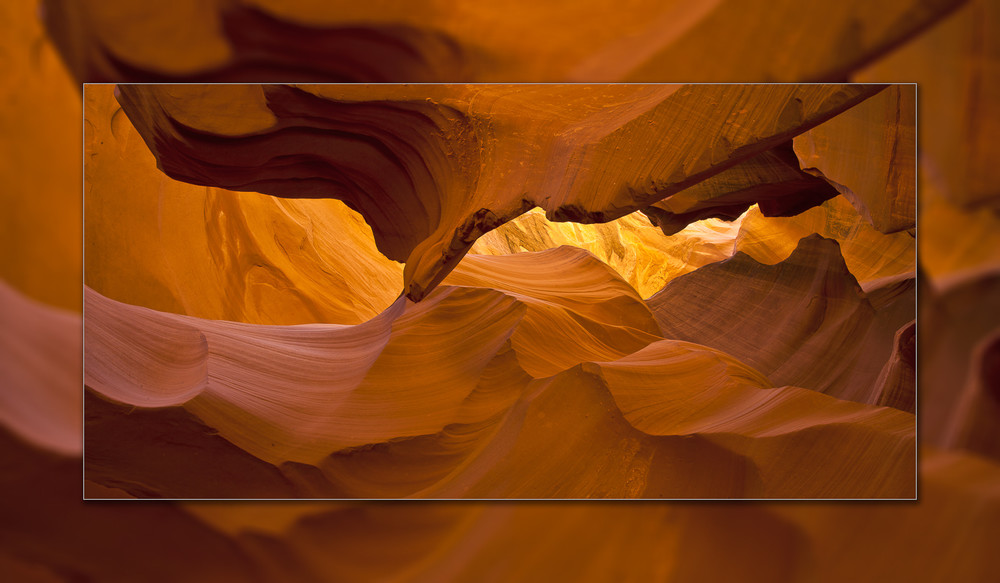 Antelope Canyon   Horse Whisper 3 D Photography Art | Whispering Impressions
