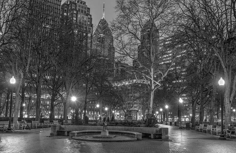 Rittenhouse Square Art | Michael Sandy Photography