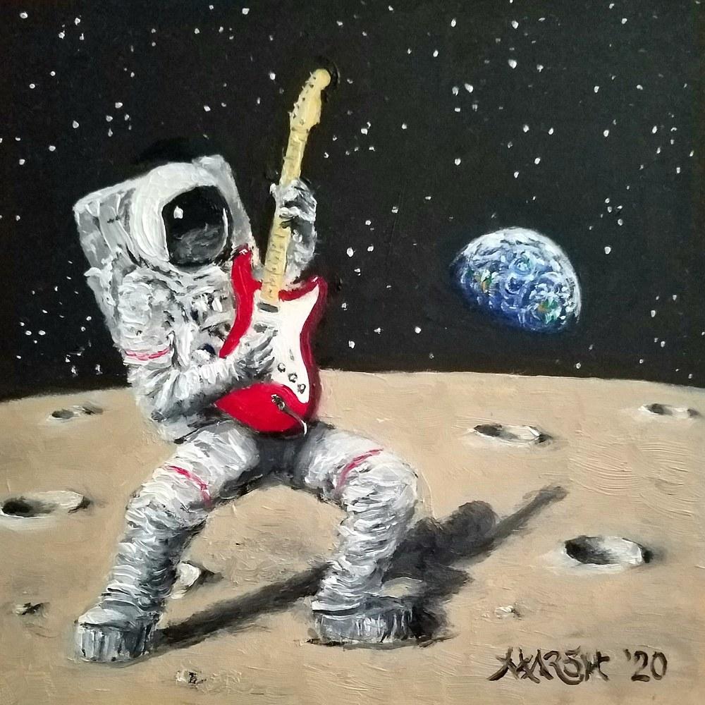 Moon Rocks II Fine Art Prints