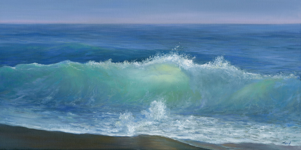 *Radiant Wave Art | Tarryl Fine Art
