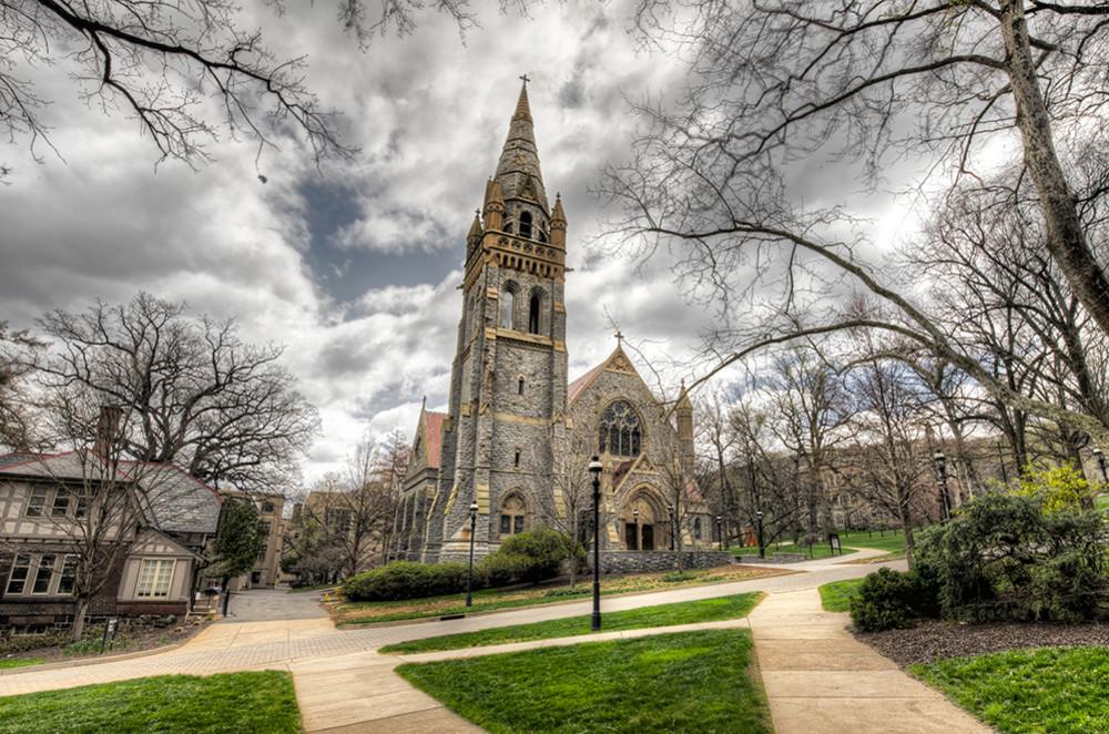 Packer Chapel - Lehigh University - Michael Sandy Photography