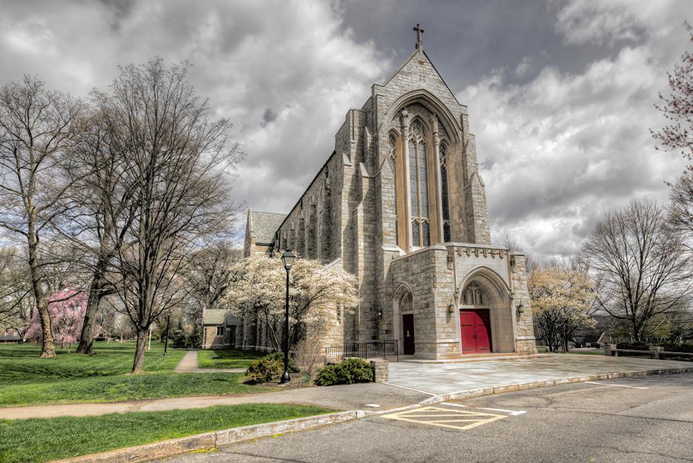 Egner Chapel - Muhlenberg College - Michael Sandy Photography