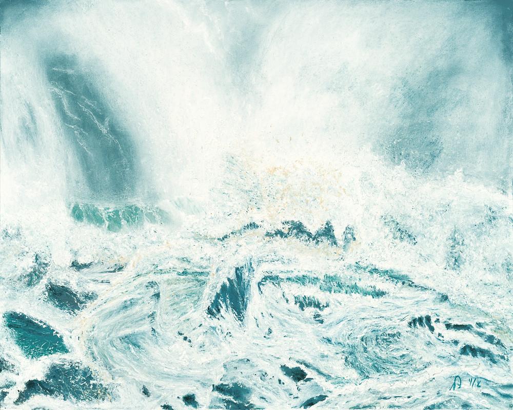 S.Gehring - Oregon Coast Wave Art - Mutant Wave I
