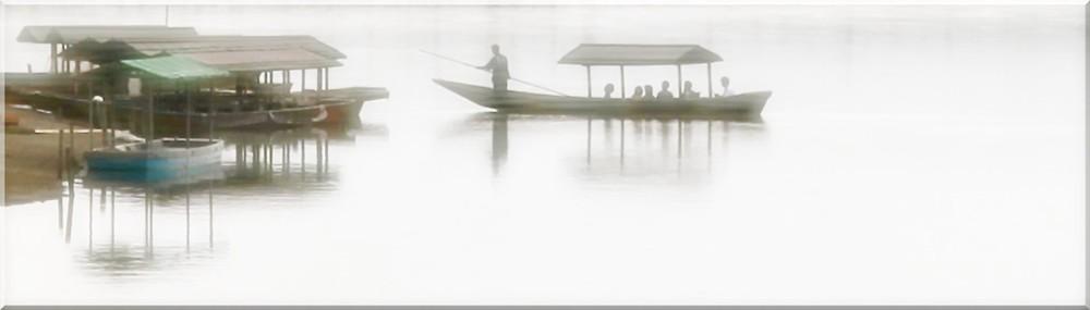 Reaching Pier Art | Danny Johananoff