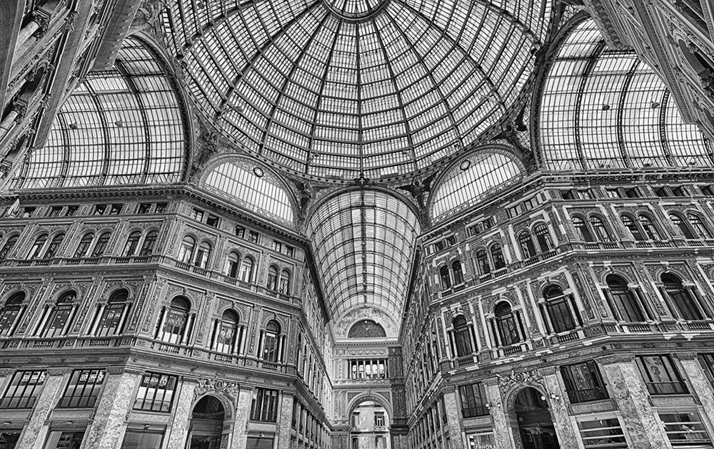 Galleria Umberto Art | Michael Sandy Photography