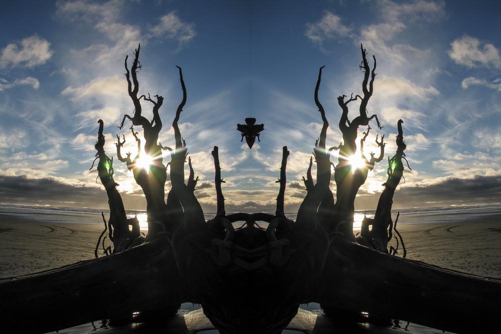 Mirror 091_Spaceship Pacific