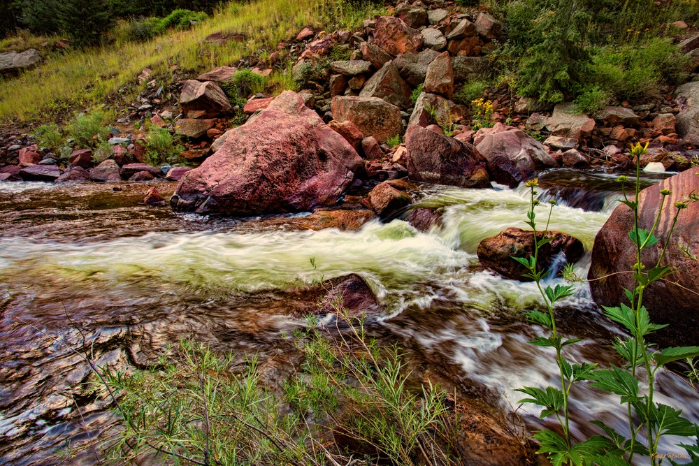 Eldorado Springs  8153  Photography Art   Koral Martin Healthcare Art