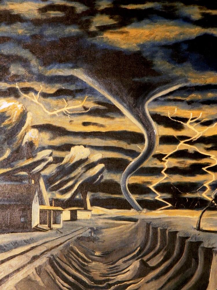 One Dark Night Art   John Simonis Art Gallery