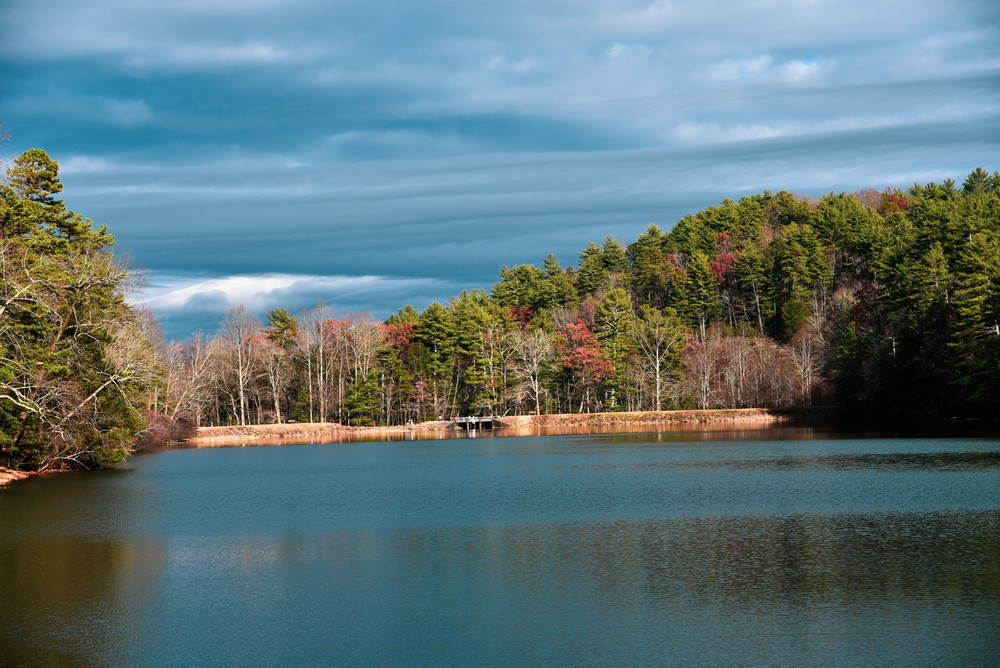 Vogel State Park Trahlyta Lake Photography Art | N2 the Woods Photography
