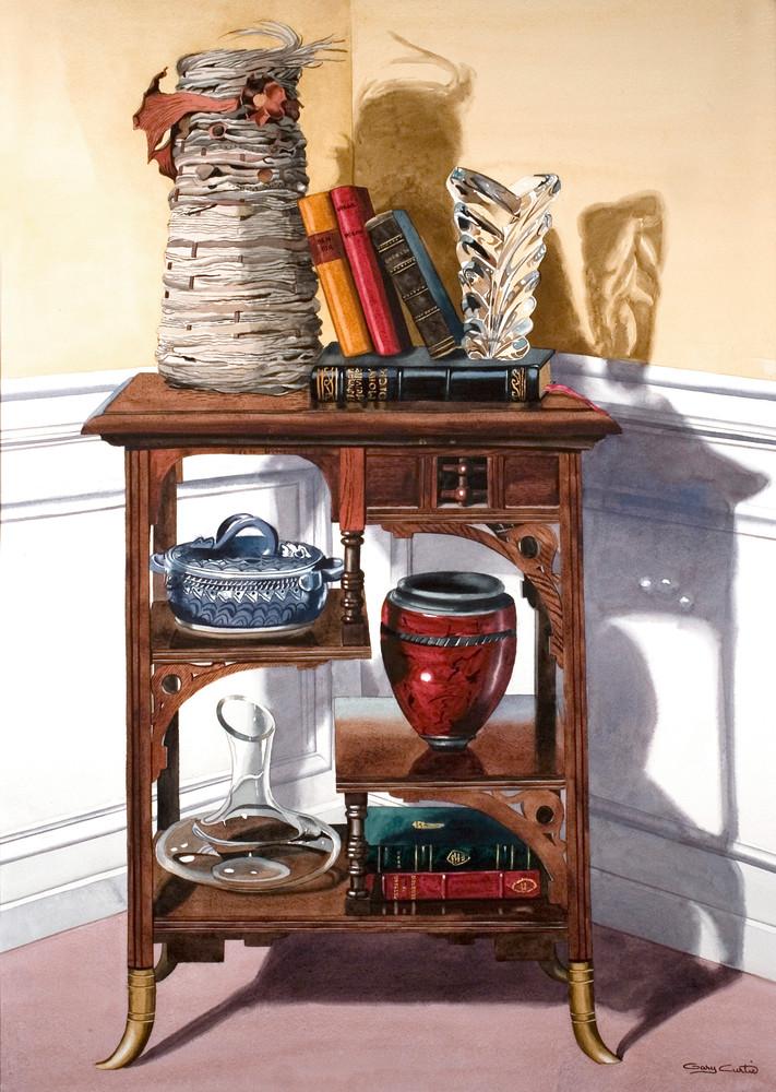 Favorite Things Art | Gary Curtis Watercolors