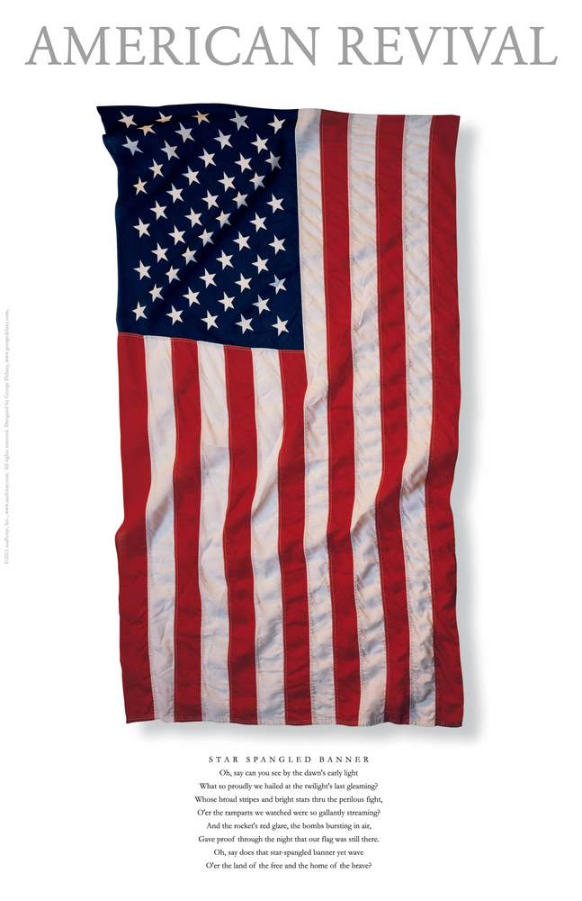 American Revival Poster