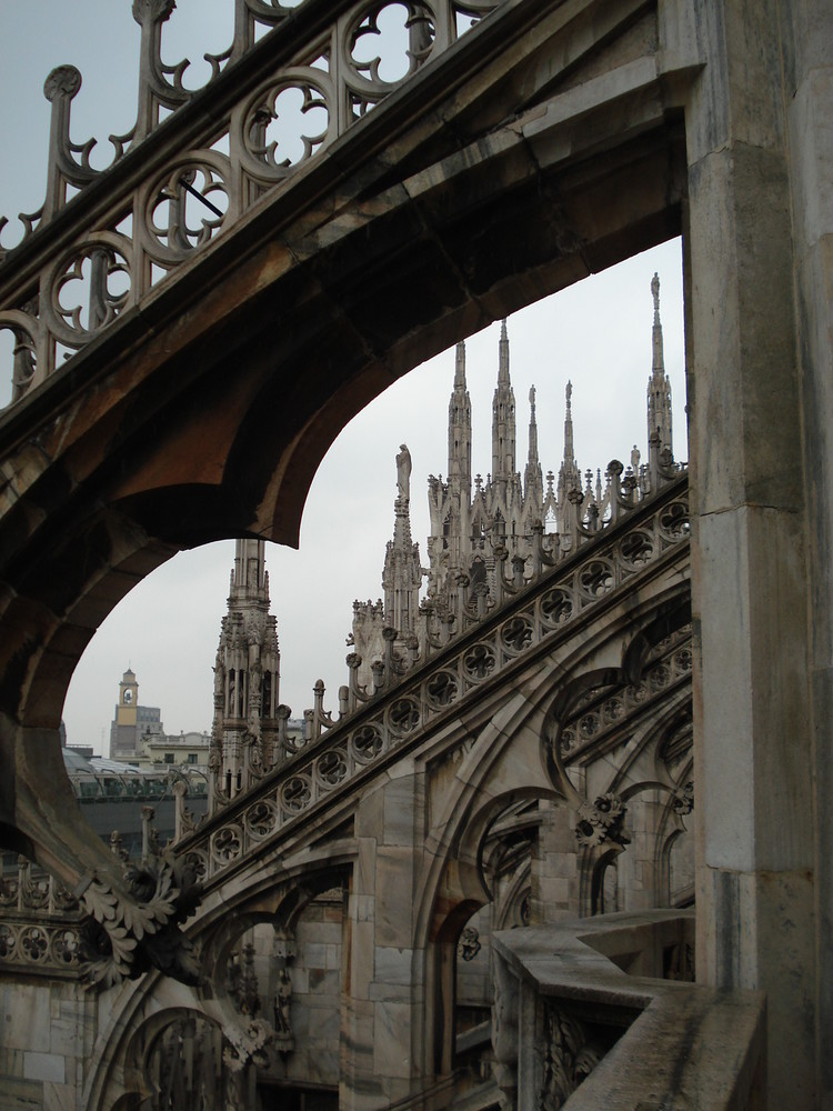 Milan Beauty   The Cathedral Rooftop Photography Art | Photoissimo - Fine Art Photography
