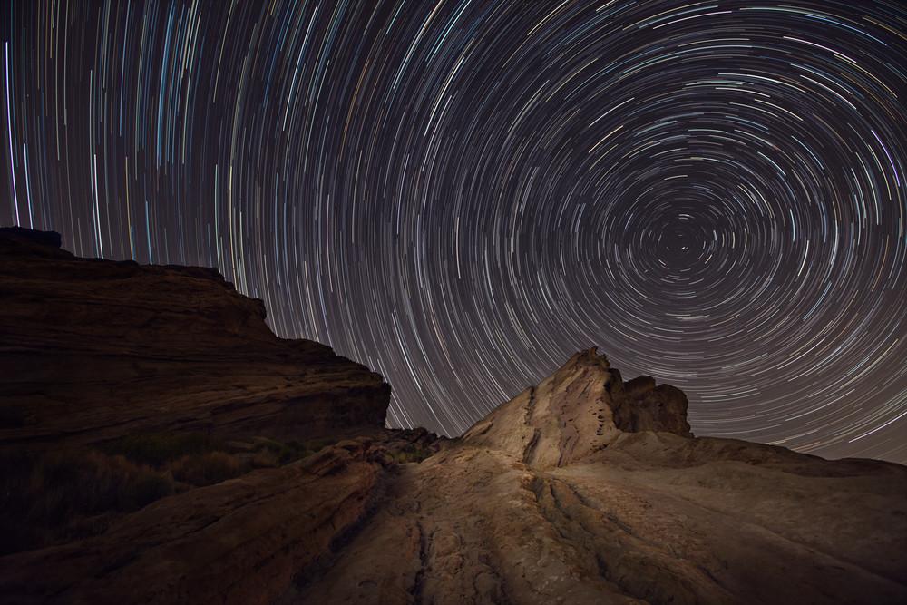 Evening On Vasquez Peak Art | Chad Wanstreet Inc