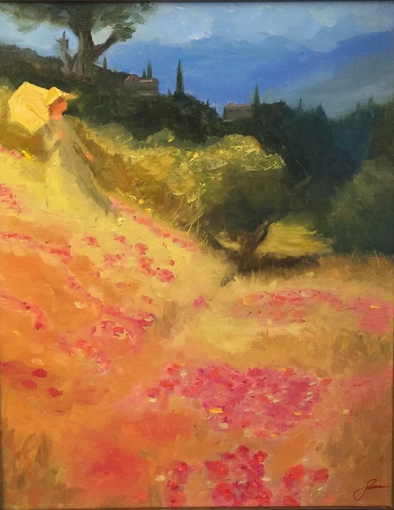 Tuscan Fields  Art | Scott Dyer Fine Art