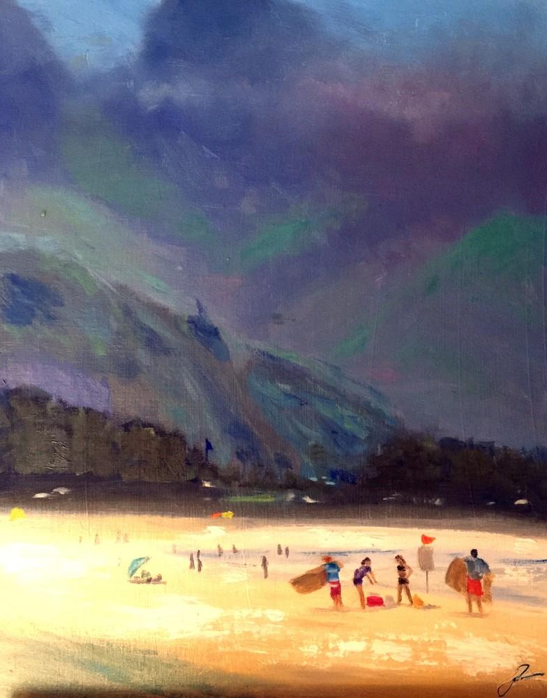 Hanalei Bay Art | Scott Dyer Fine Art