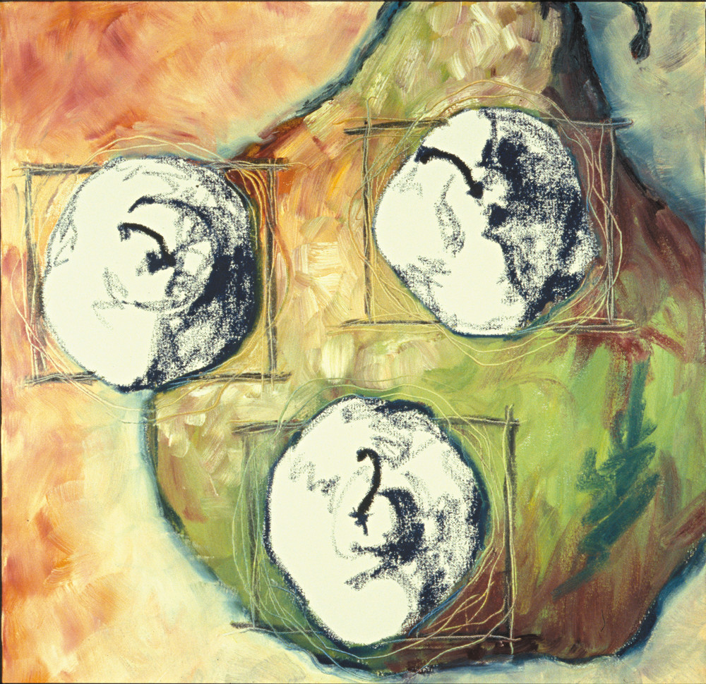 3 Pears Art   Joan Cox Art