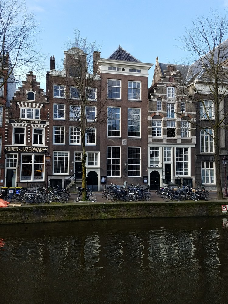 Amsterdam Canals And Canal Houses #2 Photography Art   Photoissimo - Fine Art Photography