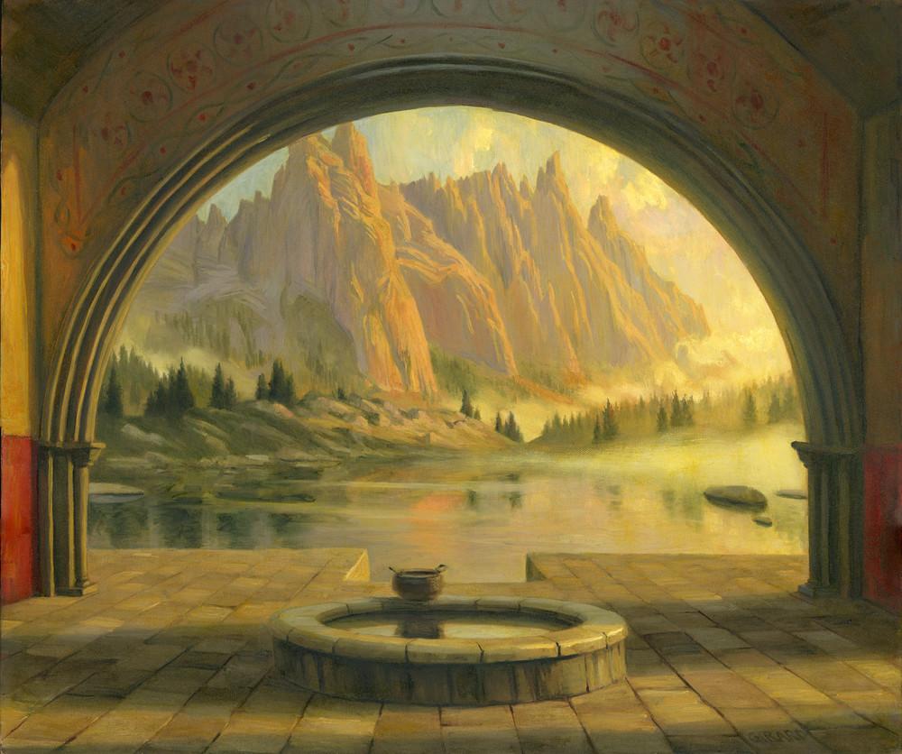 Archway  Art   Studio Girard