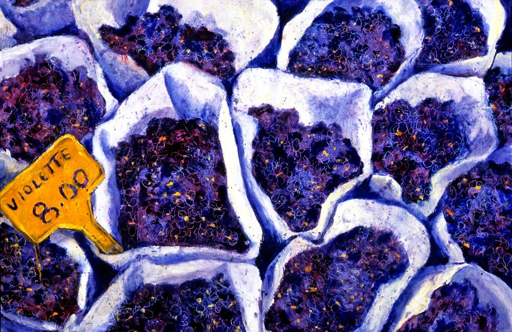 Les_violettes