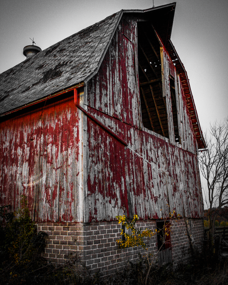 Hayloft In The Old Barn Photography Art | Happy Hogtor Photography