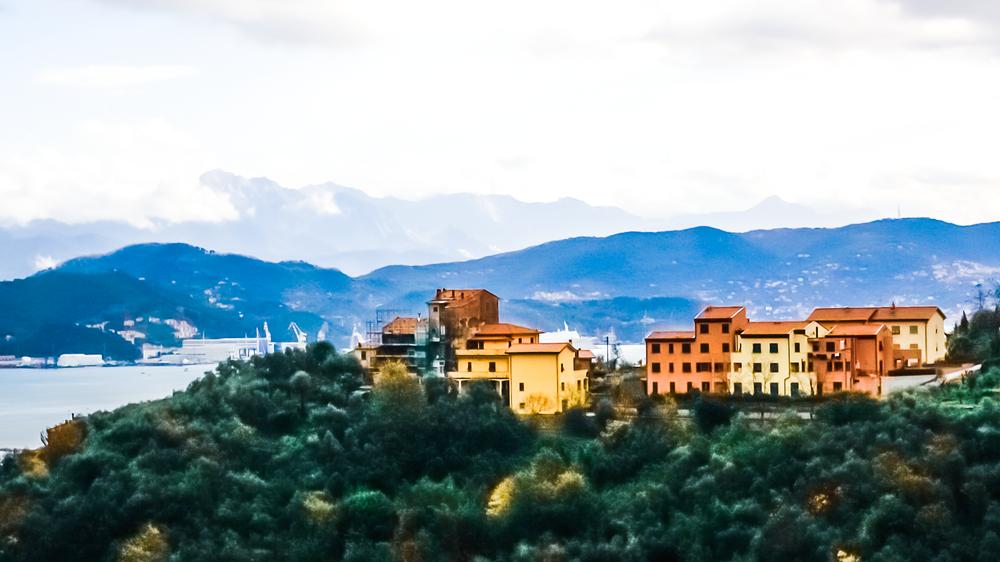 Views Of Tuscany Photography Art | Happy Hogtor Photography