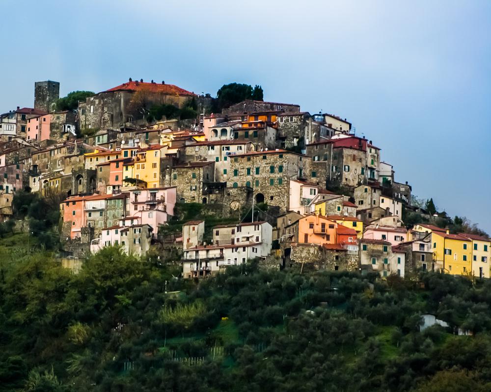 Hills Of Tuscany Photography Art | Happy Hogtor Photography