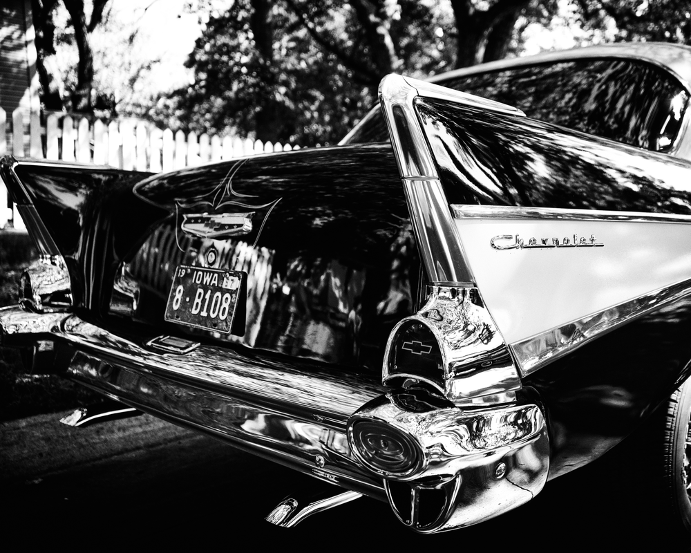 Bw Chevy Photography Art | Happy Hogtor Photography