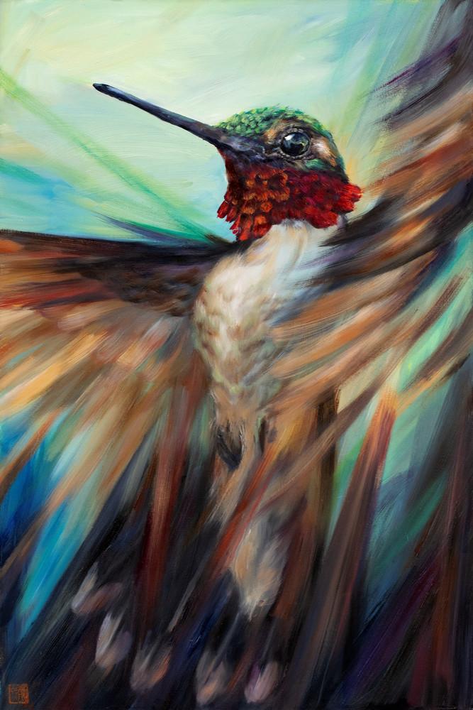 Helos: Stance Art | Ans Taylor Art