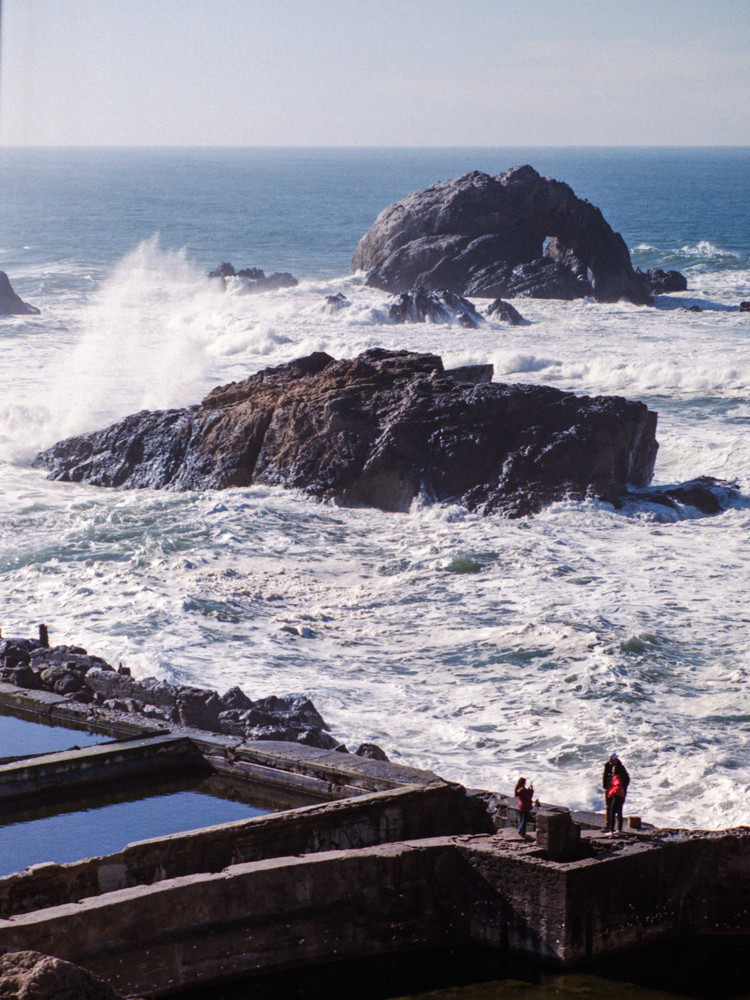 Sutro Baths   San Francisco Photography Art | Julian Whatley Photography