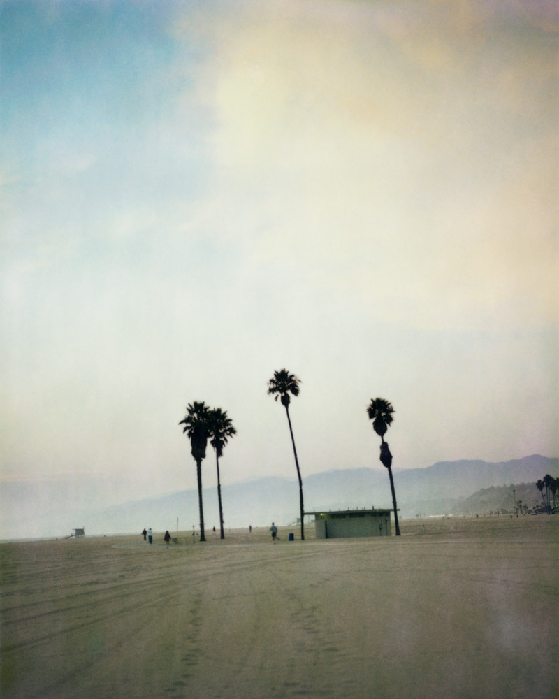 Dusk   Santa Monica Beach Photography Art | Julian Whatley Photography