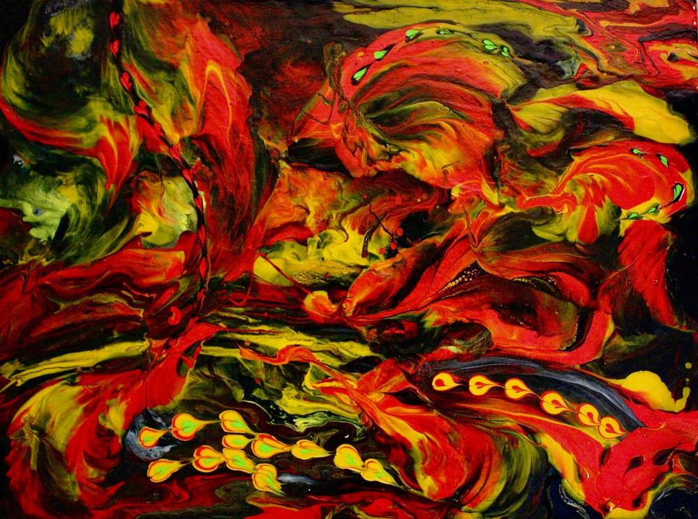 Hearts On Fire Art | CJ Harding