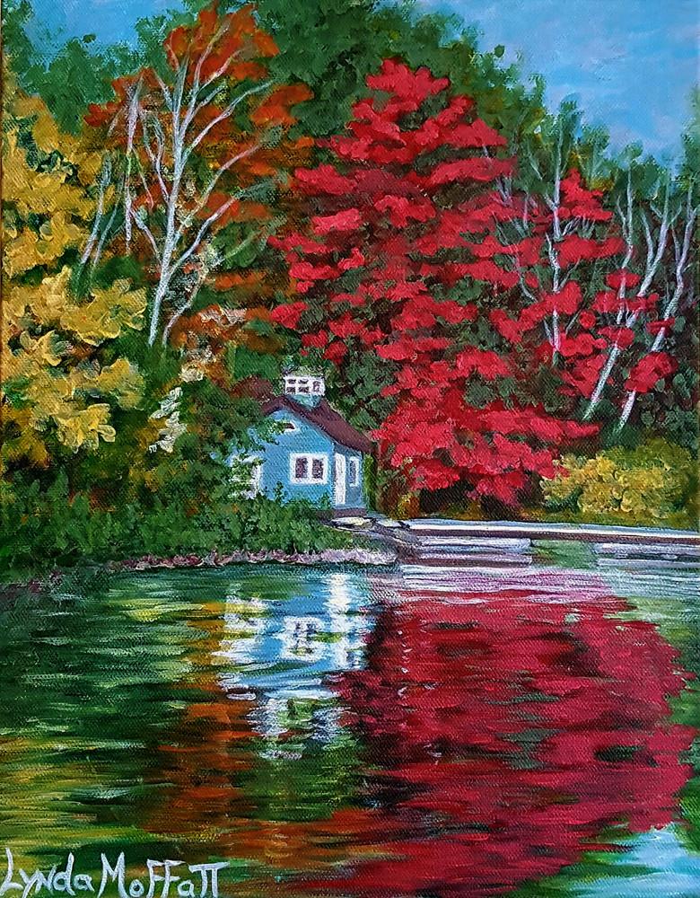 Reflections Art | Lynda Moffatt Fine Arts