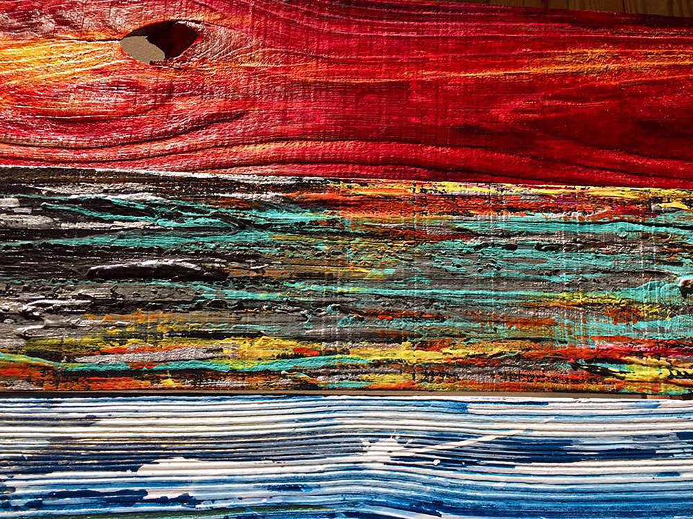 Breath, Mind And Speech Art | Chuck Redick Art