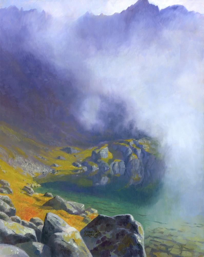 Enveloping Clouds Art | Studio Girard
