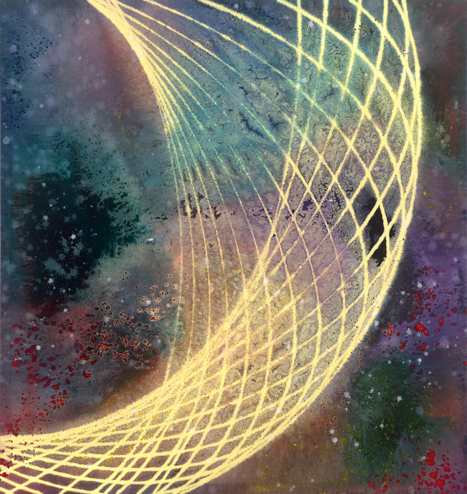 Law Of Universal Velocity B Art | Otto Thorsen Art