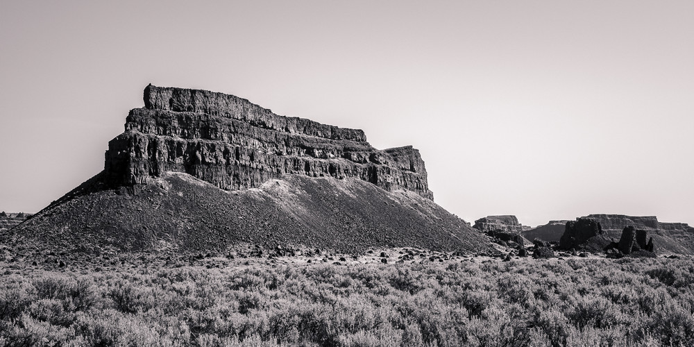 Umatilla Rock, Washington, 2014