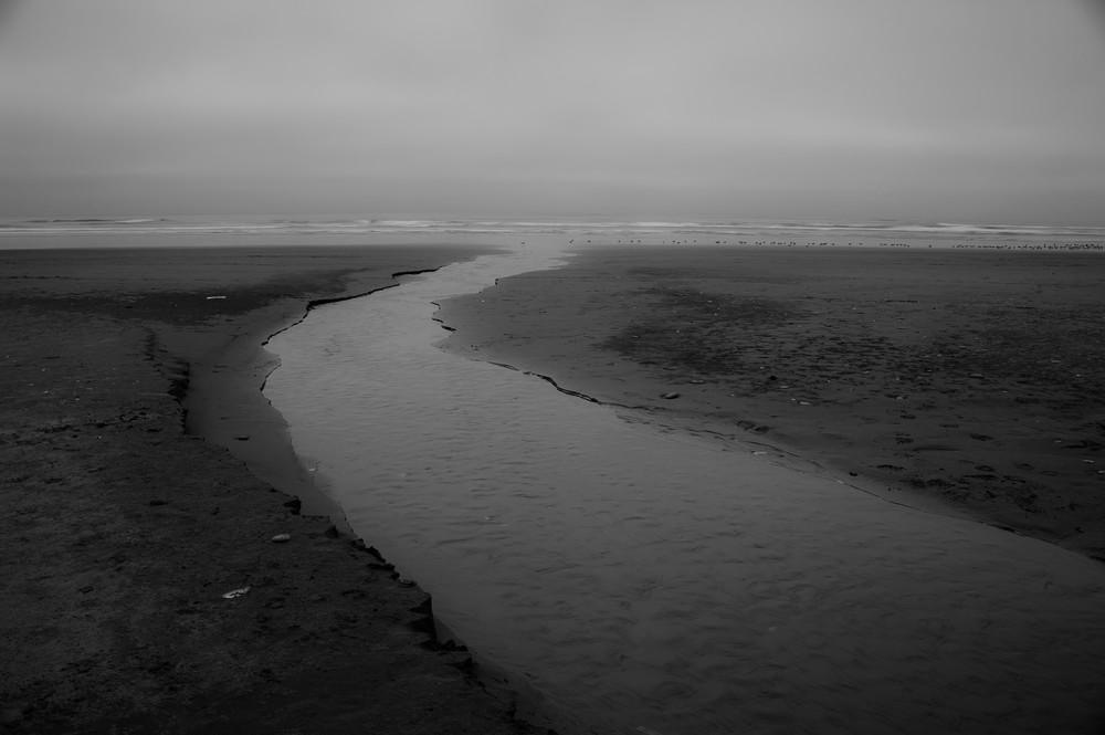 Kalaloch Creek, Kalaloch Beach, Washington, 2013