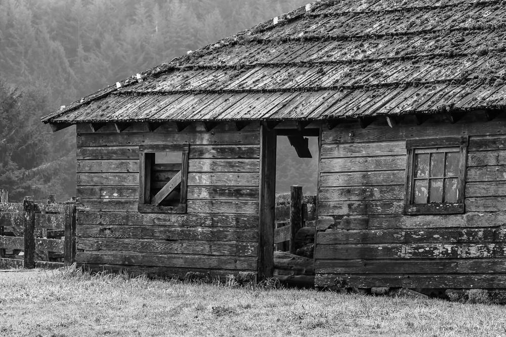 Old Barn, Cowan Heritage Ranch, Washington, 2016