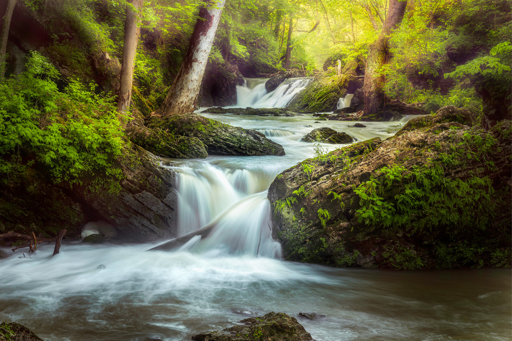 Massies Creek Falls Photography Art | Studio 221 Photography