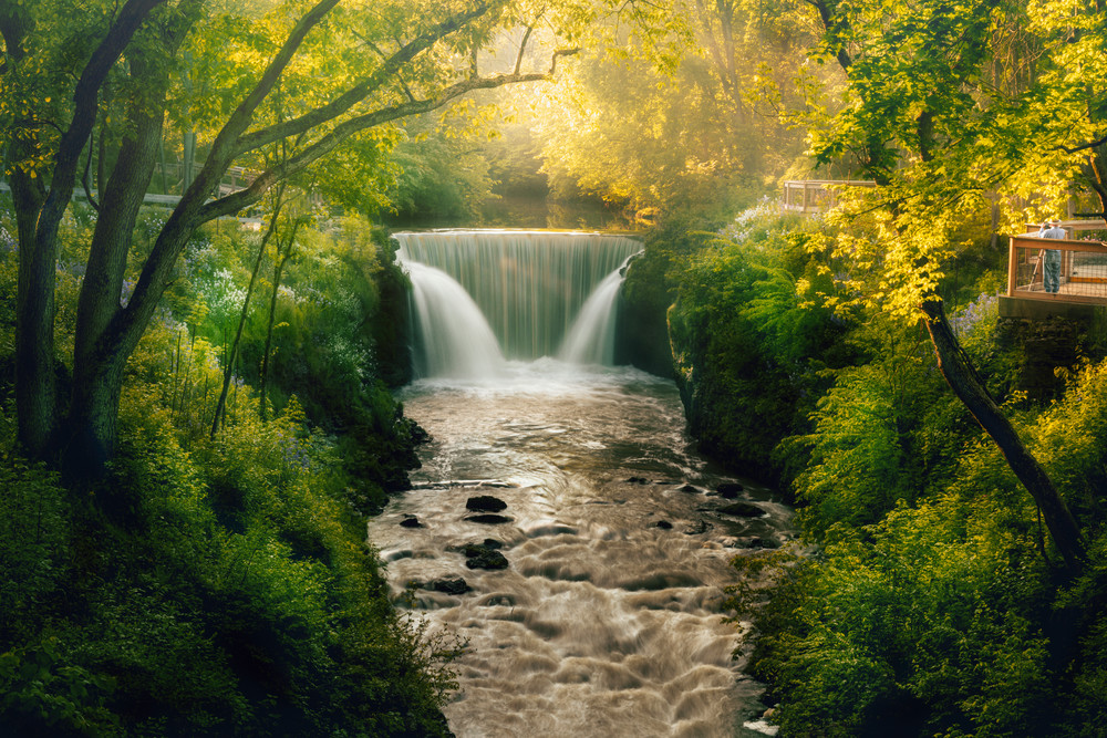 Cedar Cliff Falls Photography Art | Studio 221 Photography